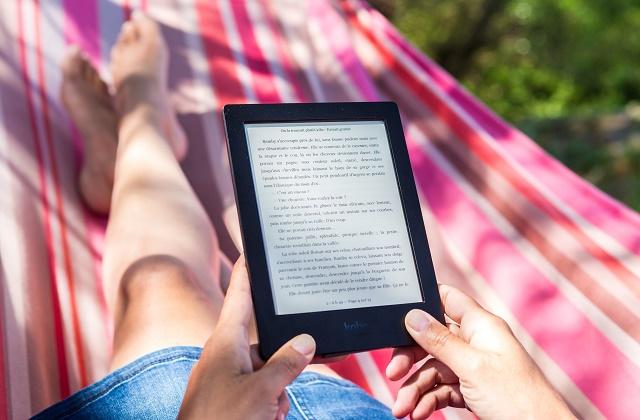 電子書籍はとても便利