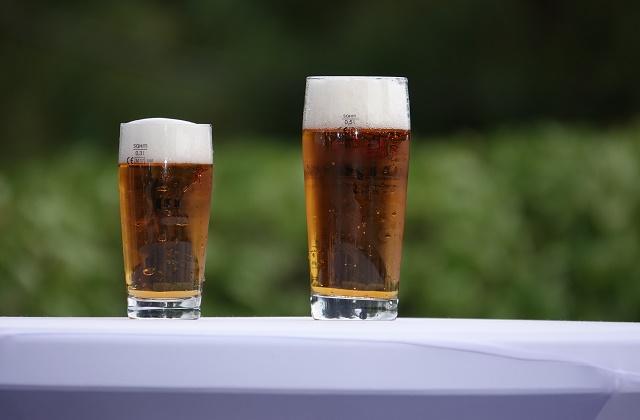 ビールの美味しい季節はまもなく